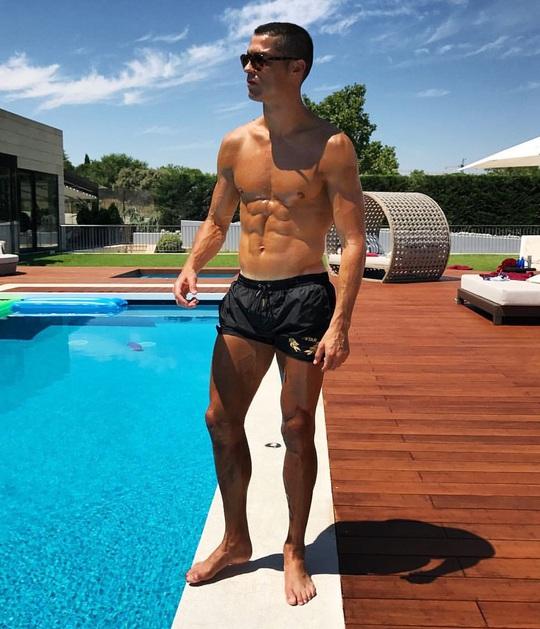 Ronaldo đã làm gì để có thân hình 6 múi ở tuổi 35? - Ảnh 2.