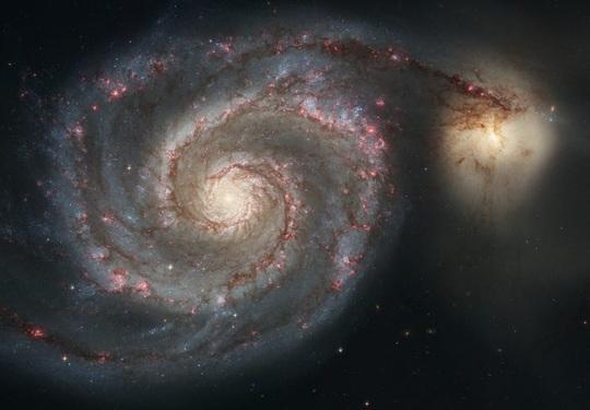 23 bức ảnh tuyệt đẹp gửi đến từ vũ trụ - Ảnh 11.