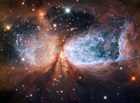 23 bức ảnh tuyệt đẹp gửi đến từ vũ trụ - Ảnh 14.