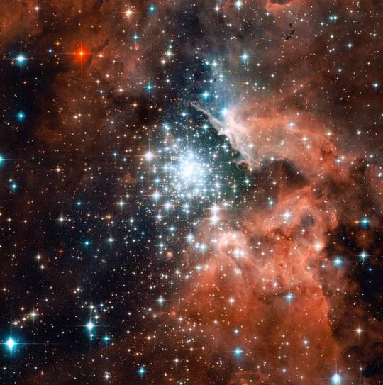 23 bức ảnh tuyệt đẹp gửi đến từ vũ trụ - Ảnh 19.