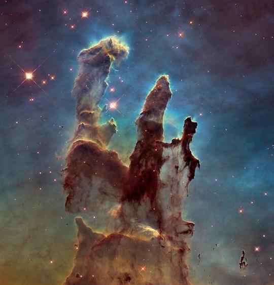 23 bức ảnh tuyệt đẹp gửi đến từ vũ trụ - Ảnh 22.