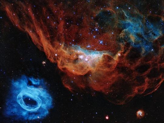 23 bức ảnh tuyệt đẹp gửi đến từ vũ trụ - Ảnh 4.