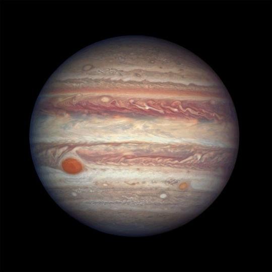 23 bức ảnh tuyệt đẹp gửi đến từ vũ trụ - Ảnh 8.