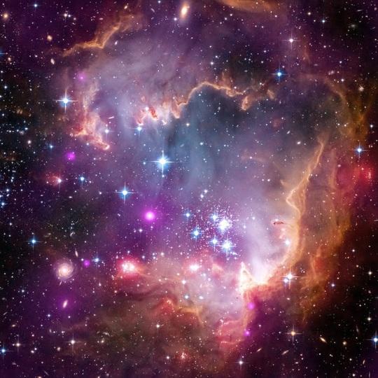23 bức ảnh tuyệt đẹp gửi đến từ vũ trụ - Ảnh 9.