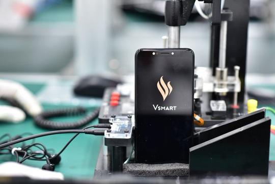 Hành trình 2.0 của thương hiệu Vsmart trong làng điện thoại Việt - Ảnh 1.