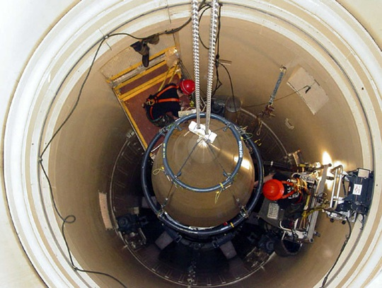 Tương lai nào chờ thỏa thuận kiểm soát vũ khí hạt nhân Mỹ - Nga? - Ảnh 1.