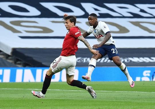 Tottenham hòa nghẹt thở Man United, Pogba tạo dấu ấn ngày trở lại - Ảnh 3.