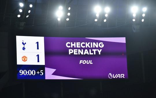 Tottenham hòa nghẹt thở Man United, Pogba tạo dấu ấn ngày trở lại - Ảnh 8.