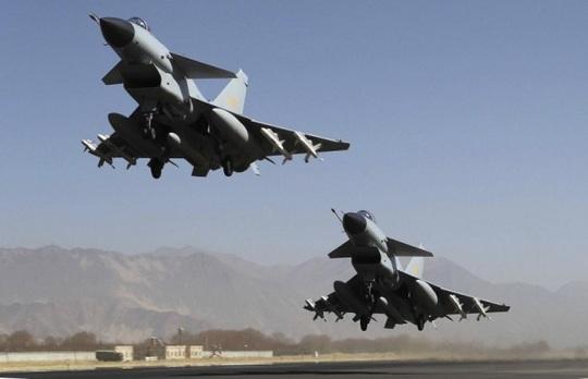 Máy bay ném bom Trung Quốc xâm nhập Đài Loan, bị xua đuổi - Ảnh 2.