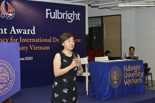 Cơ quan Phát triển Quốc tế Hoa Kỳ trao tài trợ 4,65 triệu đô cho ĐH Fulbright Việt Nam - Ảnh 3.
