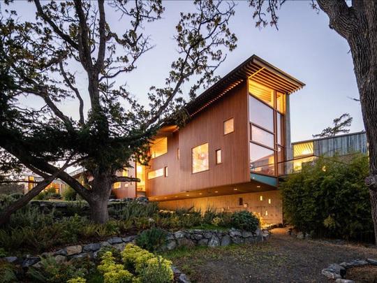 Biệt thự thắng giải kiến trúc thu hút giới nhà giàu - Ảnh 2.