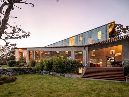 Biệt thự thắng giải kiến trúc thu hút giới nhà giàu - Ảnh 3.