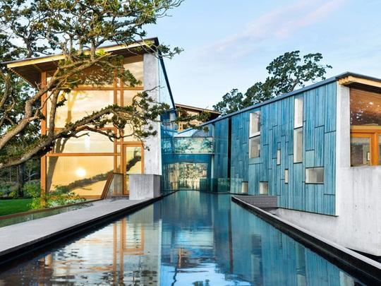 Biệt thự thắng giải kiến trúc thu hút giới nhà giàu - Ảnh 4.