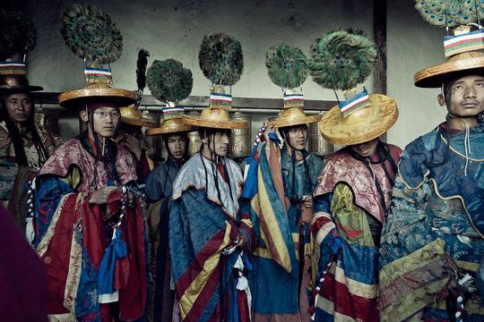 Vương quốc ẩn khuất trên dãy Himalaya, nơi phụ nữ lấy nhiều chồng - Ảnh 7.