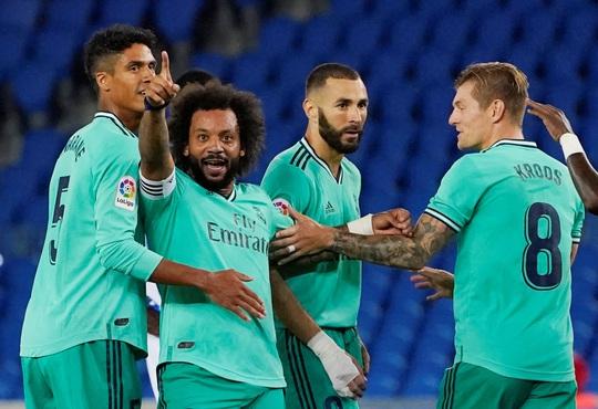 Người hùng giấu mặt ra tay, Real Madrid soán ngôi đầu La Liga - Ảnh 6.