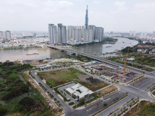 Kiến nghị đặt, đổi tên đường và cầu trong Khu đô thị mới Thủ Thiêm - Ảnh 1.