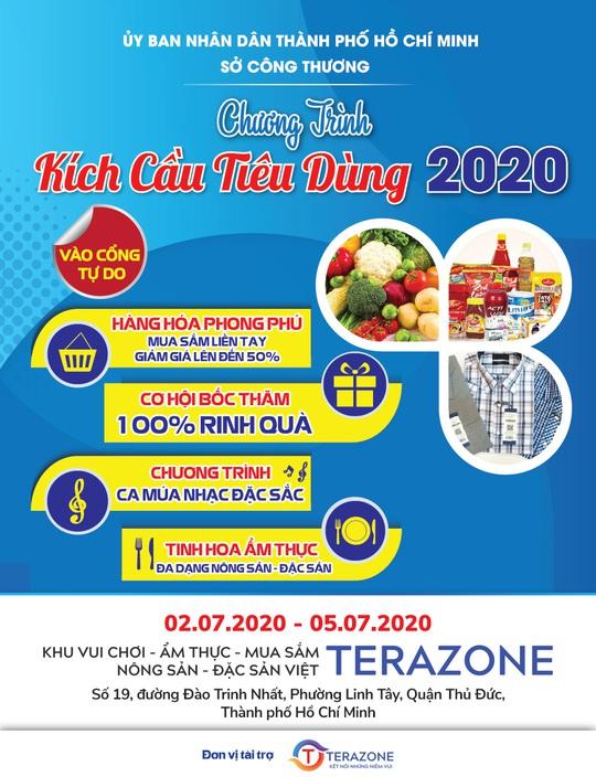An Khang Land tổ chức khu nông sản - đặc sản Việt và đồng hành chương trình kích cầu tiêu dùng năm 2020 - Ảnh 1.