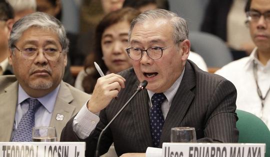 Philippines thay đổi trong toan tính địa chính trị ở biển Đông - Ảnh 1.