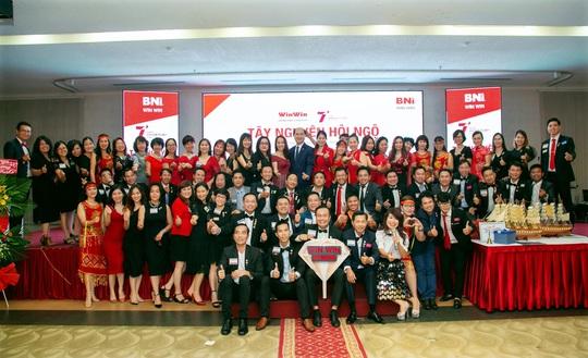 Diễn giả - MC Thi Thảo: Chung vui cùng thành công của BNI-Win Win Chapter - Ảnh 1.