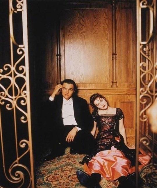 Hậu trường thú vị của Titanic cách đây 23 năm - Ảnh 1.
