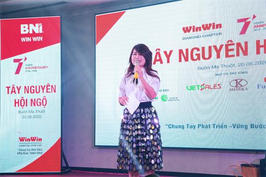 Diễn giả - MC Thi Thảo: Chung vui cùng thành công của BNI-Win Win Chapter - Ảnh 4.