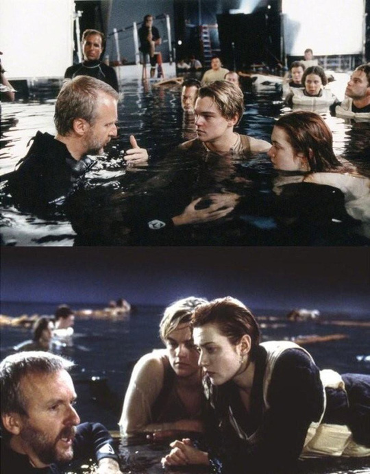 Hậu trường thú vị của Titanic cách đây 23 năm - Ảnh 5.
