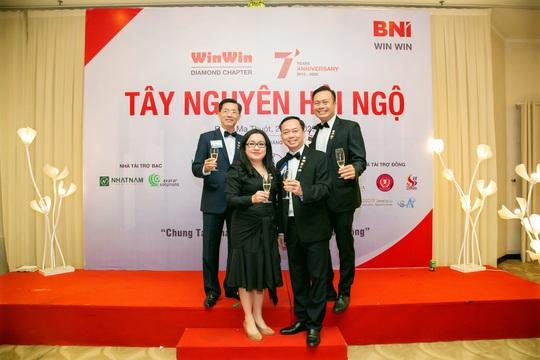 Diễn giả - MC Thi Thảo: Chung vui cùng thành công của BNI-Win Win Chapter - Ảnh 6.