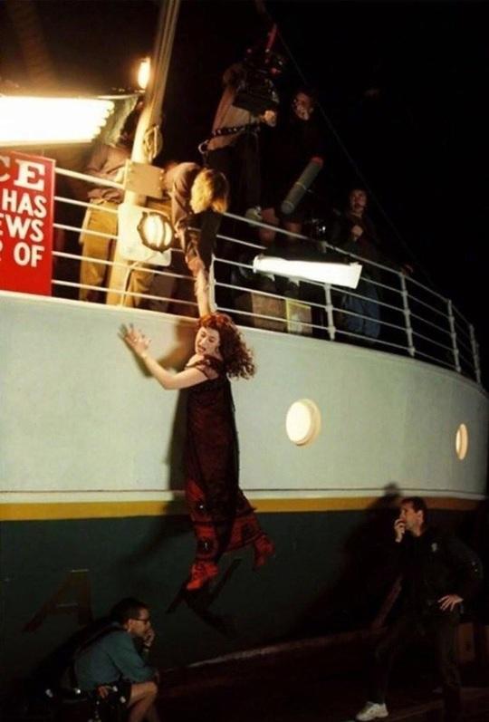 Hậu trường thú vị của Titanic cách đây 23 năm - Ảnh 7.