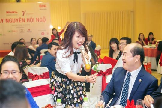 Diễn giả - MC Thi Thảo: Chung vui cùng thành công của BNI-Win Win Chapter - Ảnh 8.