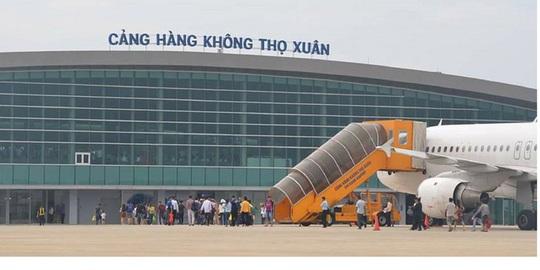 Sân bay Thọ Xuân sẽ được nâng cấp thành sân bay quốc tế - Ảnh 1.