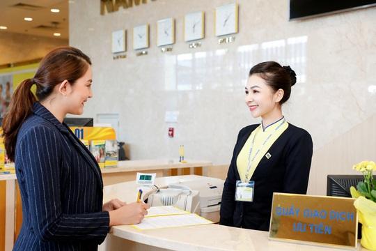 Nam A Bank dành 30.000 tỉ đồng hỗ trợ khách hàng khắc phục ảnh hưởng bởi dịch Covid- 19 - Ảnh 1.
