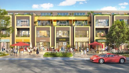 Sở hữu ngay nhà phố thương mại tại Gem Sky World chỉ với 550 triệu đồng - Ảnh 2.