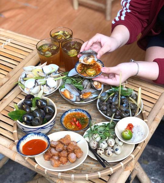 4 quán ốc ngon hút tín đồ sành ăn ở trung tâm TP HCM - Ảnh 7.