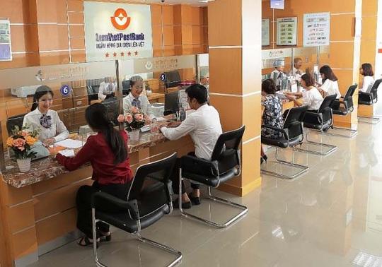 LienVietPostBank tăng vốn điều lệ lên 10.746 tỉ đồng - Ảnh 1.
