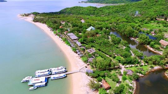 Đảo Hoa Lan - thiên đường du lịch bí ẩn tại Nha Trang - Ảnh 1.