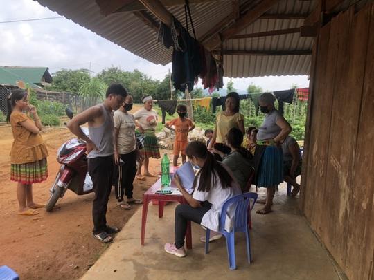 Những hình ảnh từ tâm dịch bạch hầu ở Đắk Nông - Ảnh 18.