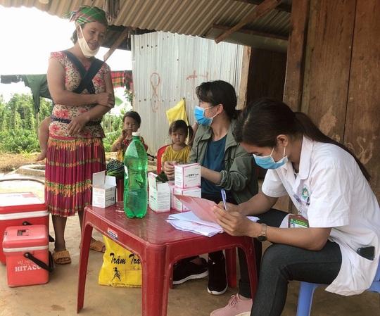 Những hình ảnh từ tâm dịch bạch hầu ở Đắk Nông - Ảnh 5.