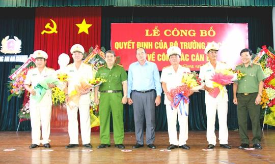 Công an An Giang có tân giám đốc 44 tuổi, đến từ Cần Thơ - Ảnh 2.