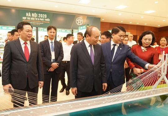 Hà Nội phải là trung tâm kinh tế Đông Nam Á - Ảnh 1.