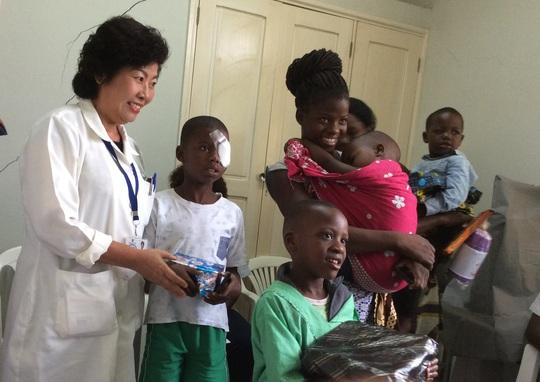 Chuyện những người Việt Nam đang làm nên điều kỳ diệu tại Mozambique - Ảnh 4.
