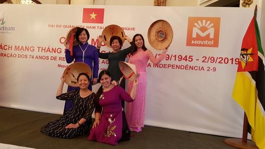 Chuyện những người Việt Nam đang làm nên điều kỳ diệu tại Mozambique - Ảnh 14.