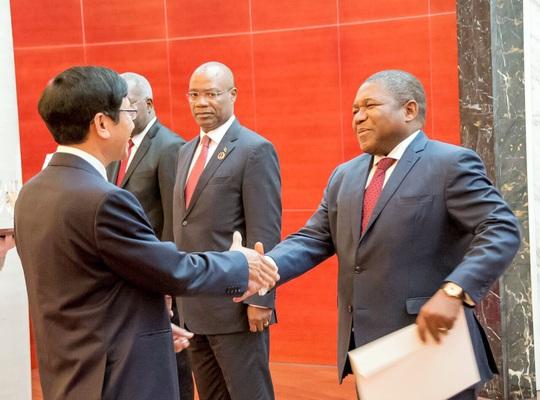 Chuyện những người Việt Nam đang làm nên điều kỳ diệu tại Mozambique - Ảnh 1.