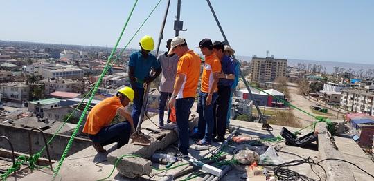 Chuyện những người Việt Nam đang làm nên điều kỳ diệu tại Mozambique - Ảnh 3.