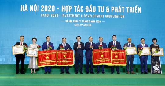 Tập đoàn BRG nhận Bằng khen của Thủ tướng Chính phủ - Ảnh 1.