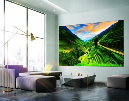Màn hình công nghệ hiển thị MicroLED - Ảnh 1.
