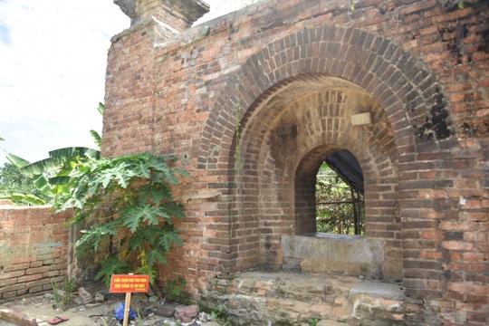 Phát huy giá trị 2 cổng thành trên Kinh thành Huế vừa phát lộ - Ảnh 1.
