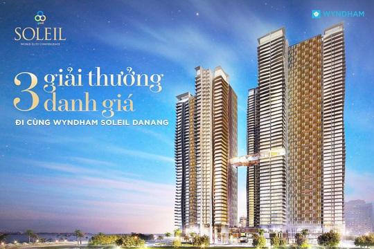 Tháp Ethereal - Wyndham Soleil Danang hút khách ngay khi mở bán - Ảnh 1.