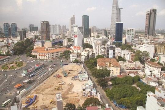 Vốn FDI vào bất động sản 6 tháng đầu năm chưa đạt tỉ USD - Ảnh 1.