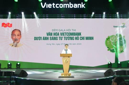 Vietcombank tổ chức cuộc thi văn hóa dưới ánh sáng tư tưởng Hồ Chí Minh - Ảnh 1.