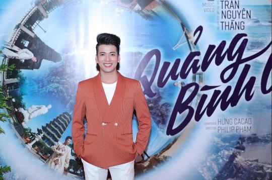 Ca sĩ trẻ Trần Nguyên Thắng ra MV quảng bá du lịch Quảng Bình - Ảnh 2.